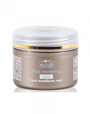 Воск моделирующий с матовым эффектом Hair Company INIMITABLE STYLE Matt Modelling Wax 100мл: фото