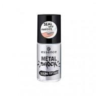 Закрепляющее верхнее покрытие essence b-to-b metal shock sealing top coat: фото